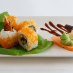 Shusi Tiger Roll